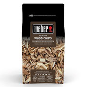 Weber Hickory Wood Chips 0.7kg