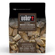 Weber Hickory Wood Chunks 1.5kg