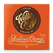 Willie's Cacao Luscious Orange Cuban Dark Chocolate 50g