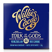 Willie's Cacao Milk of The Gods Venezuelan Milk Chocolate 50g