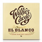 Willie's Cacao El Blanco White Chocolate 50g