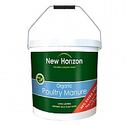 Westland New Horizon Pelleted Poulty Manure - 5kg + 40% Extra Free