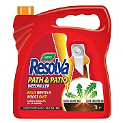 Resolva Path & Patio Ready To Use Weedkiller 3 Litre