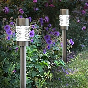 Smart Solar Martello Stainless Steel Stake Light