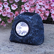 Smart Solar Granite Rock Spot Light