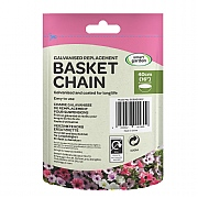 Smart Garden Replacement Galvanised 3 Way Basket Chain