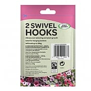 Smart Garden Swivel Hooks - 2 Pack