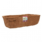 "Smart Garden Coco Liner - Trough 24"" (61cm)"