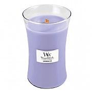 Woodwick Lavender Spa Large Candle