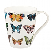 Churchill China Harlequin Aspen Papilio China Mug