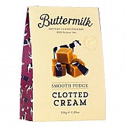 Buttermilk Clotted Cream Fudge 150g
