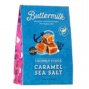 Buttermilk Caramel Sea Salt Fudge 150g