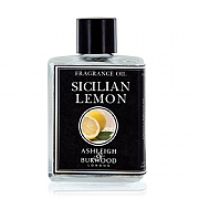 Ashleigh & Burwood Sicilian Lemon Fragrance Oil 12ml