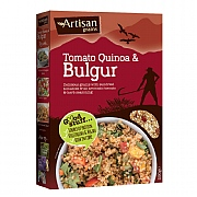 Artisan Grains Tomato Quinoa & Bulgur Mix 200g