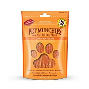 Pet Munchies Natural Chicken Strips 90g