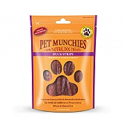 Pet Munchies Natural Duck Strips 90g