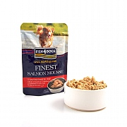 Finest Salmon Mousse For Dogs 100G