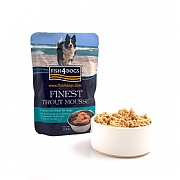 Finest Trout Mousse For Dogs 100G