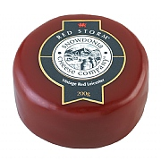 Red Storm Vintage Red Leicester Truckle 200g