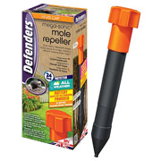 Defenders Mega-Sonic Mole Repeller