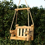 Wildlife World Swing Seat Bird Feeder