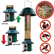 PestOff Peanut Squirrel Proof Bird Feeder