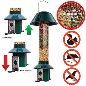 PestOff Peanut Squirrel Proof Bird Feeder
