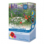 Annual & Perennial Mix Flower Garden Scatter Pack