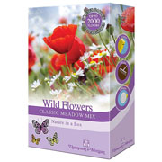 Wild Flowers Classic Meadow Mix Scatter Pack