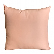 Pack Of 4 Peach Outdoor Scatter Cushions