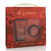 Di Palomo Black Cherry Handbag Essentials Gift Set