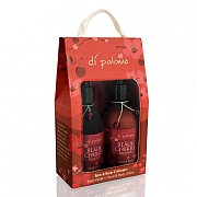Di Palomo Black Cherry Bath & Body Collection Gift Set