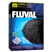 Fluval Activated Carbon (3 x 100g)