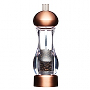 MasterClass Medium Copper Effect Filled Pepper Mill