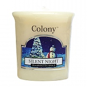 Silent Night Scented Votive Candle Refill