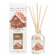 Wax Lyrical Gingerbread House Mini Reed Diffuser 50ml