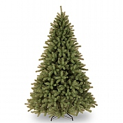 6.5ft Lakewood Spruce Feel-Real Artificial Christmas Tree