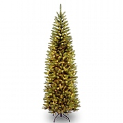 5.5ft Pre-Lit Kingswood Fir Artificial Christmas Tree