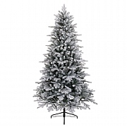 7ft Frosted Vermont Spruce Artificial Christmas Tree