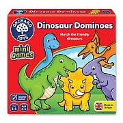 Orchard Toys Dino Dominoes Mini Game