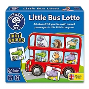 Orchard Toys Bus Lotto Mini Game