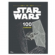 Star Wars Dot To Dot - 100 Illustrations
