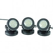 Pontec PondoStar LED Pond Light Set 3