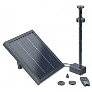 Pontec PondoSolar 250 Control Solar Fountain Set