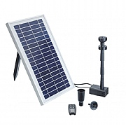Pontec PondoSolar 600 Control Solar Fountain Set