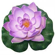 Pontec PondoLily Decorative Pond Lily Pad - Purple