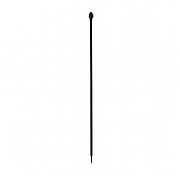 Classic Finial 96cm Fence Post - Black