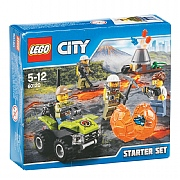 LEGO City Volcano Starter Set