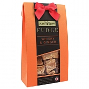 Bon Bon's Whisky & Ginger Fudge Bag 160g