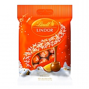 Lindt Lindor Mini Orange Chocolate Truffles 100g